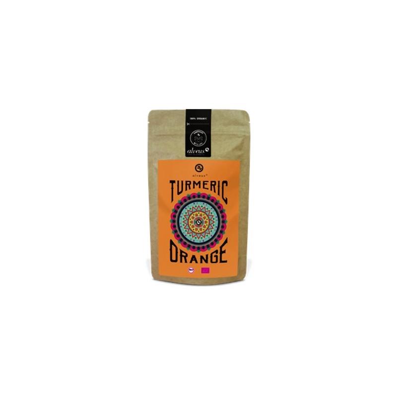 Cúrcuma Naranja y Vainilla BIO 125 gramos